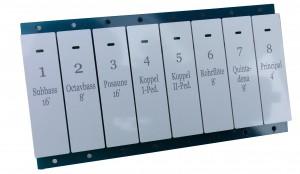 klapki z napisami głosowymi